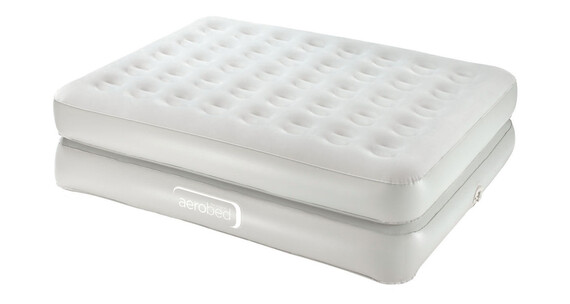 aerobed Premium Collection - Lit de camping - Raised Double blanc